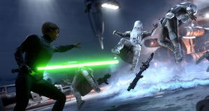 EA droppet kampanjedel til Star Wars Battlefront for å rekke The Force Awakens-lanseringen