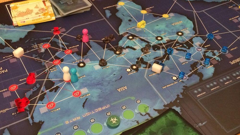 ANMELDELSE: Pandemic: Legacy