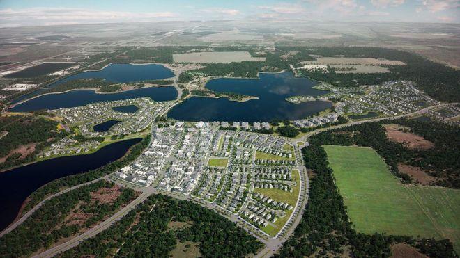 Her skal de bygge verdens første by drevet på solenergi