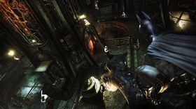 Batman: Return to Arkham.