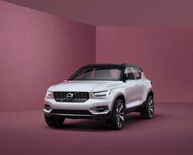 Volvo er en av bilprodusentene som har annonsert at de går for elbiler i løpet av de kommende årene.