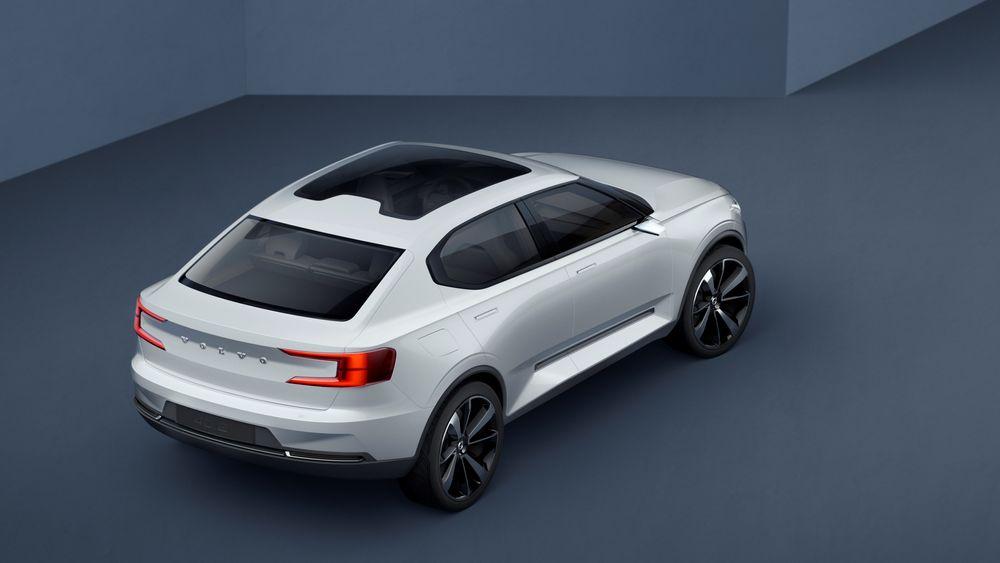 Slik blir Volvos nye elbiler