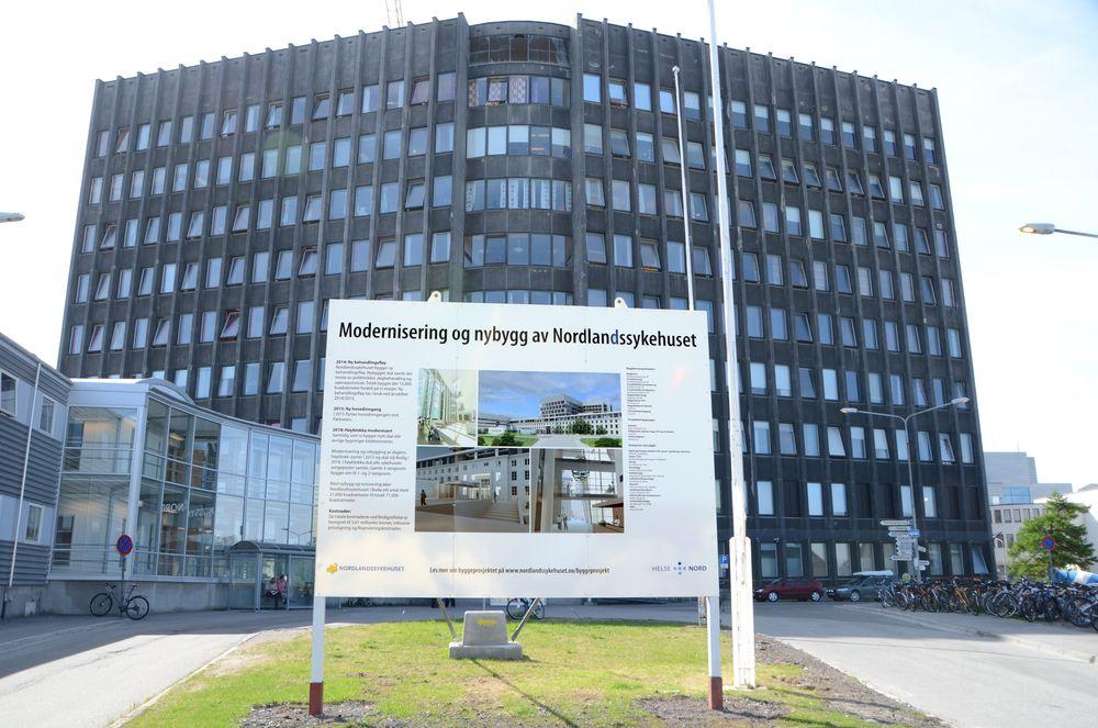 På grunn av manglende interesse fra bransjen legger Nordlandssykehuset ut kontraktene for modernisering og utbygging av Sykehuset i Bodø for tredje gang.