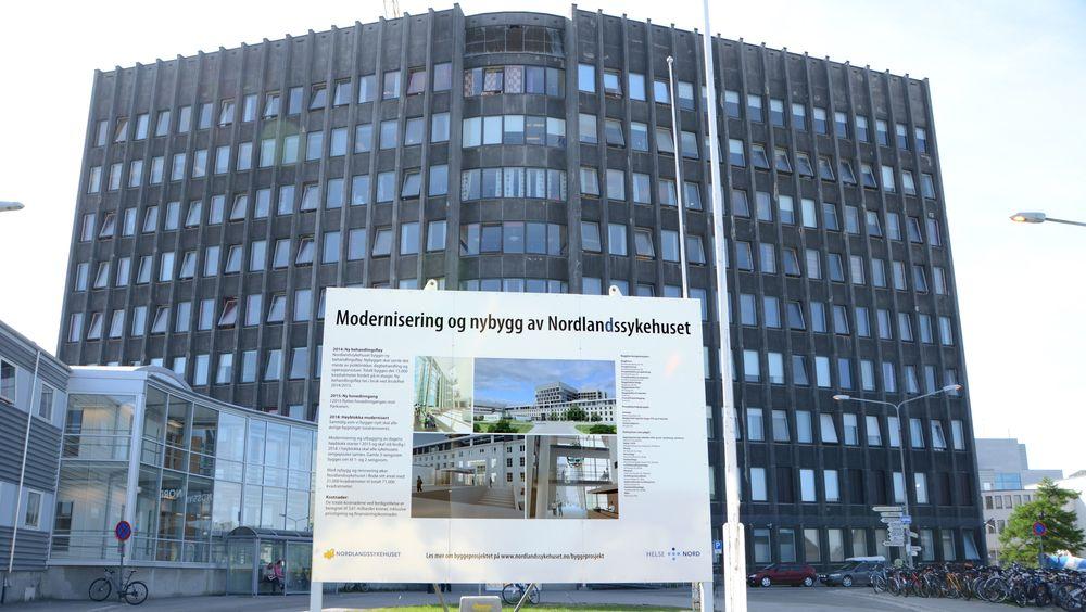 Etter å ha lagt ut arbeidet for tredje gang har Nordlandssykehuset endelig funnet noen som vil stå for modernisering og utbygging av sykehuset i Bodø.