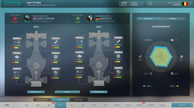 Spillet bruker 3D-grafikk for løpene, men er og blir et managerspill.