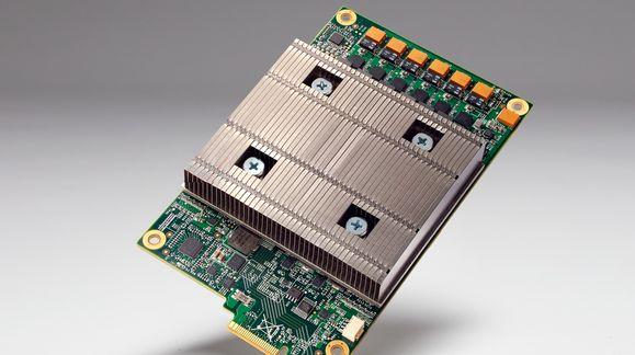 Google sier deres superbrikke har hoppet over to generasjoner av Moores lov