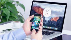 – I neste OS X-oppdatering vil du kunne låse opp maskinen med et fingeravtrykk