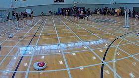 Slik så arenaen ut ved forrige IARC-konkurranse.