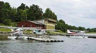 Miljødepartementet vil la sjøflyhavna leve