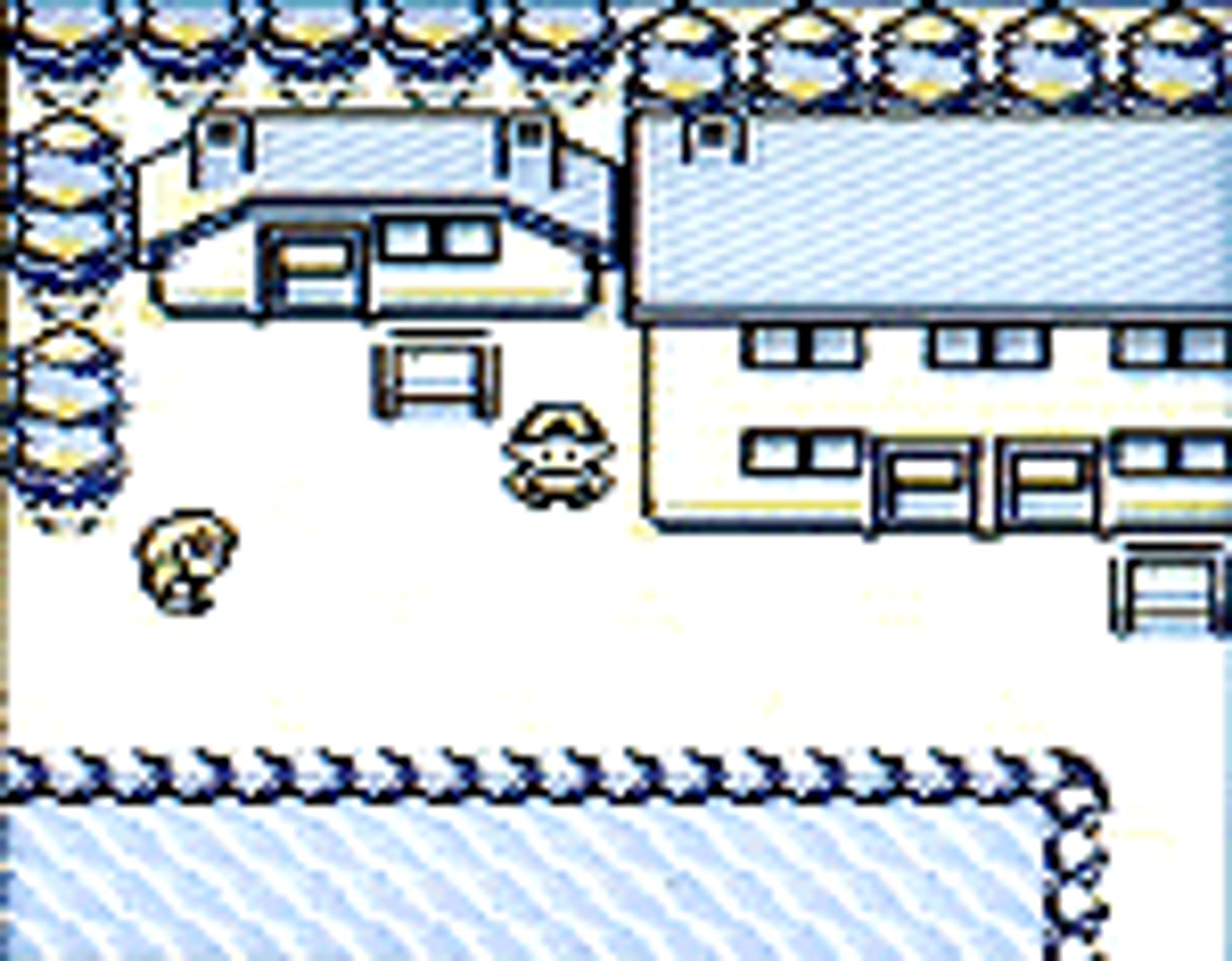 Den første byen skulle opprinnelig ha det noe uhyggelige navnet «Silent Hills».