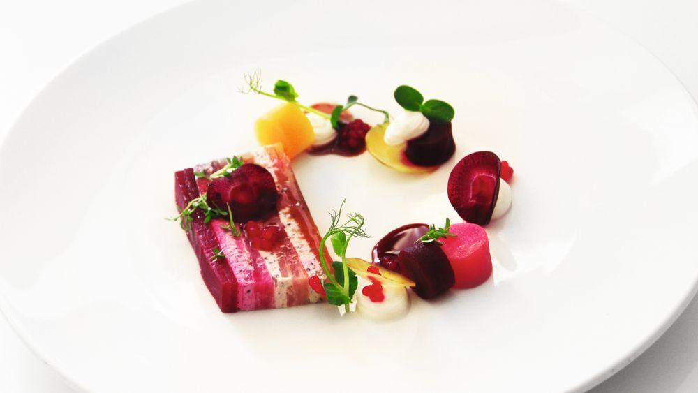 Nybaltisk kjøkken i emning