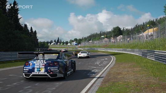 Når alt kommer på plass er Gran Turismo Sport vakkert.