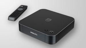 Philips lanserer lekker og kompakt 4K-Blu-ray-spiller
