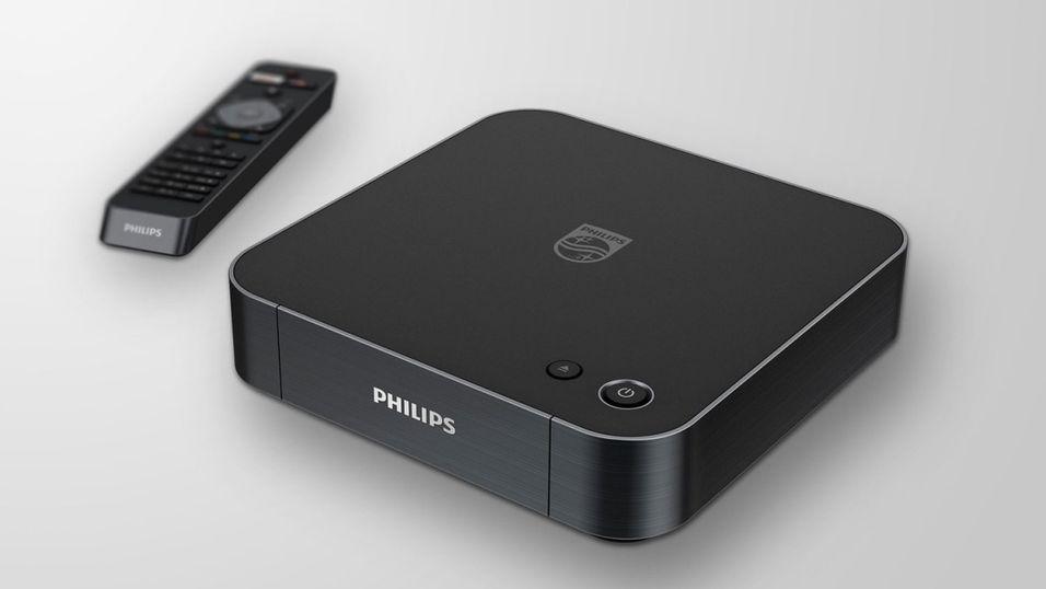 Philips' nye 4K-Blu-ray-spiller.