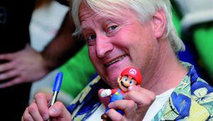 Charles Martinet er stemmen til Mario, og en dreven teaterskuespiller.