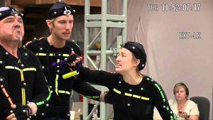 The Last of Us la stor vekt på motion capture og kjemien mellom skuespillerne.