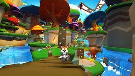 Plattformspillet Lucky's Tail er et av de Oculus-eksklusive spillene.