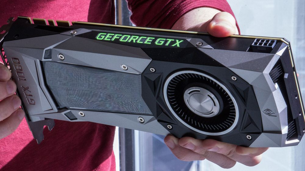 RYKTE: Neste Geforce GTX Titan blir et realt kraftverk