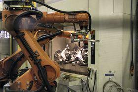Raufoss Technology bygger ny fabrikk for å overta produksjon fra Kina.