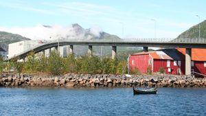 Svinøybrua i Svolvær blir rehabilitert