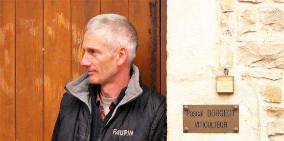 Pascal Borgeot.
