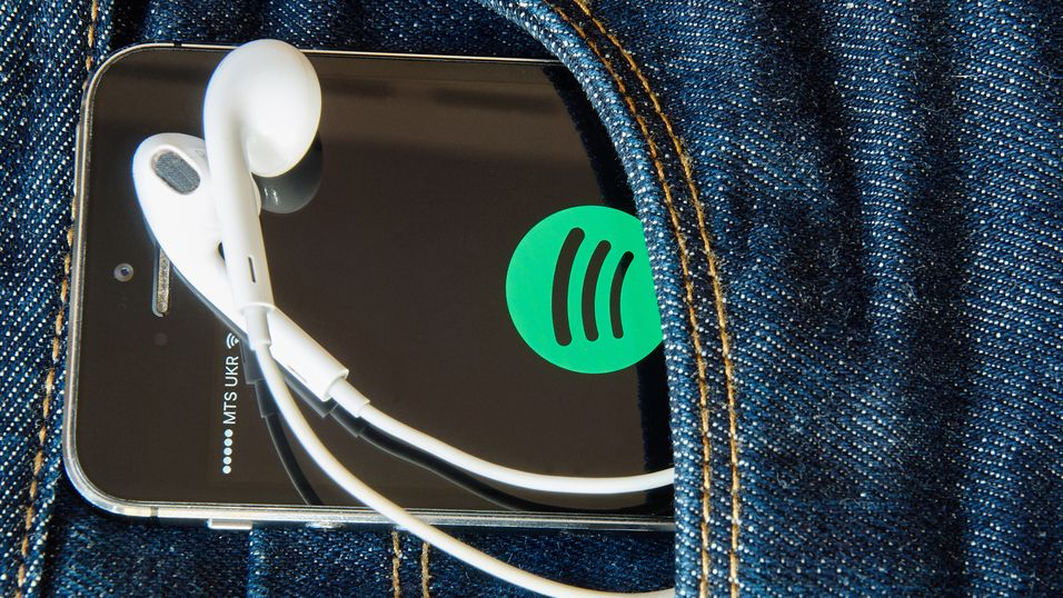 Spotify endrer prisene