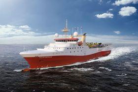 Seismikkskipet Polar Empress fikk skroget sitt bygget på Crist-verftet i Polen. Der skal en nordkoreansk tvangsarbeider ha omkommet i en sveiseulykke.