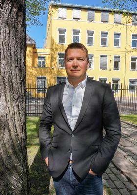 Regiondirektør Per Christian Randgaard i WSP Norge.