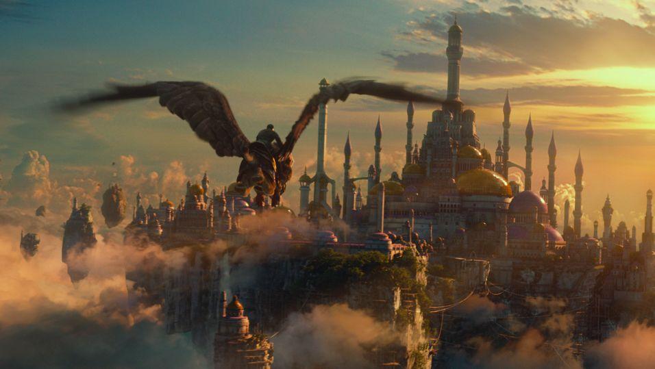 KONKURRANSE: Vinn billetter til førpremieren av Warcraft-filmen på torsdag
