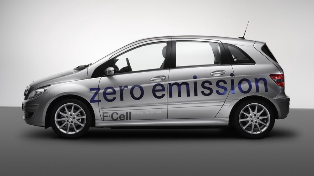De borgerlige partiene er blitt enige om at nye biler skal være utslippsfrie innen 2025.