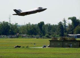 Ytterligere to italienskbygde F-35A har nå fløyet over til Luke AFB i USA.