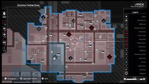Dette er bare en liten del av det totale spillkartet du får utforske.