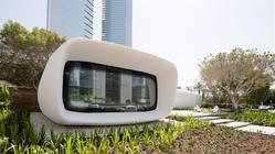 Dette skal være verdens første 3D-skrevne  kontorbygning