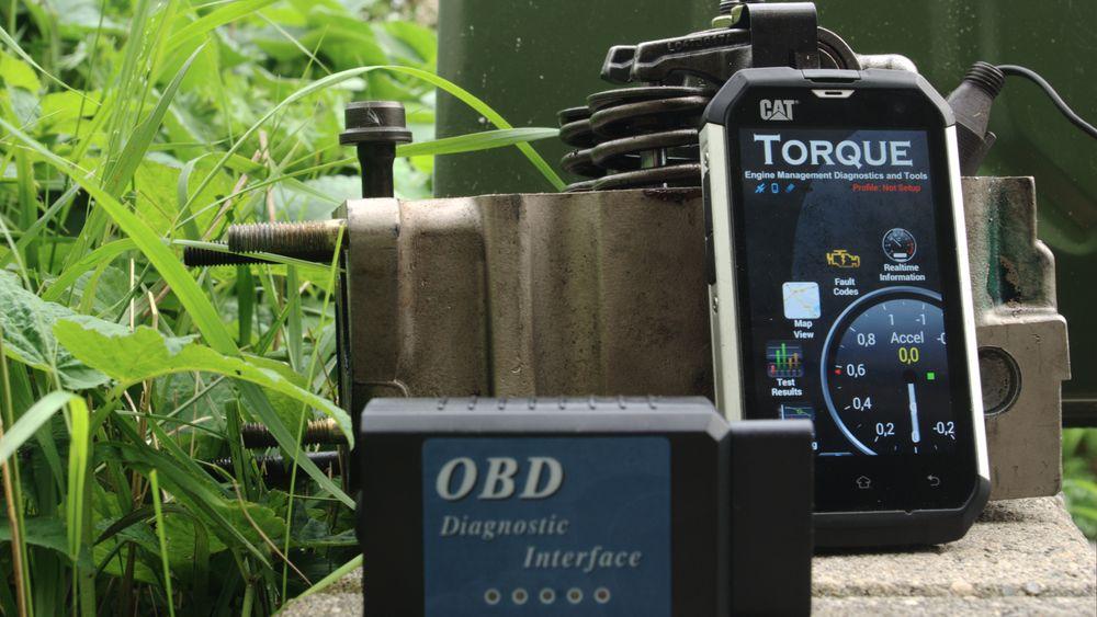 En billig OBD-II-adapter og en smarttelefon er alt du trenger for å ta bedre vare på bilen din, og du får mye moro på kjøpet.