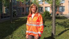 Første kvinne til topps i Norsk Asfaltforening
