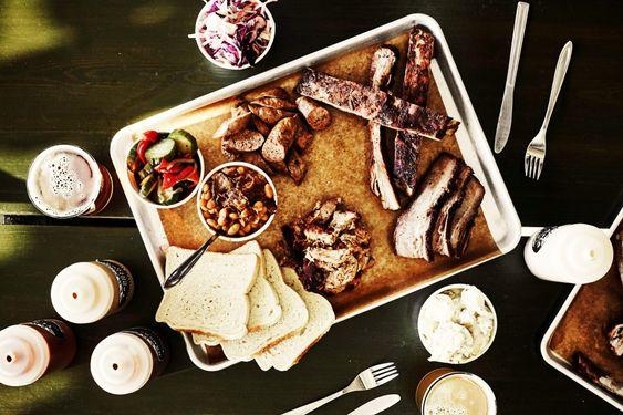 Det er denne type måltider på WarPigs som har gitt stedet sitt renommé. Foto: Skovdal.dk