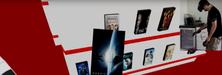 Netflix har laget en virtuell videobutikk for HTC Vive