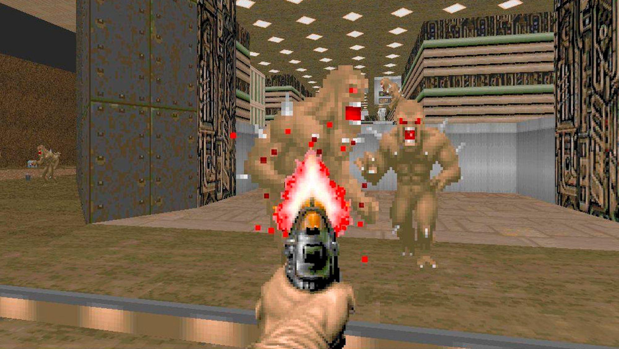 FEATURE: Derfor elsker mediene å frykte voldelige dataspill