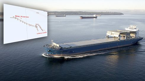 Kolliderte med norsk lasteskip: Åtte fiskere omkom
