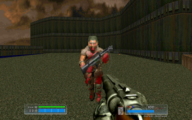 The Doom 4 Emulation.