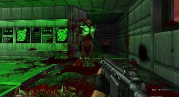 Selvfølgelig har moddere begynt å gjenskape <em>nye</em> Doom i <em>gamle</em> Doom