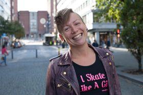 Den norske Iris Ai-gründeren Anita Schjøll Brede har lenge ønsket seg chip i kroppen. Nå har hun fått det.