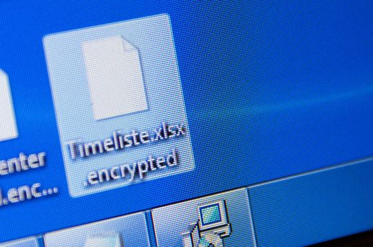 DATA SOM GISSEL: Krypteringsvirus har blitt et stort problem, da de låser alle filene på maskinen din og krever løsepenger.