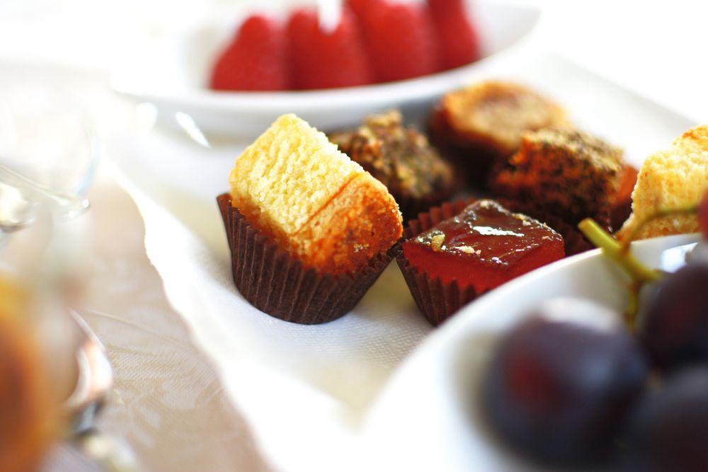 Typisk friulansk dessert.