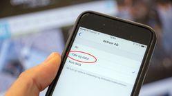 Slik får du 4G Tale på iPhone og Galaxy S7