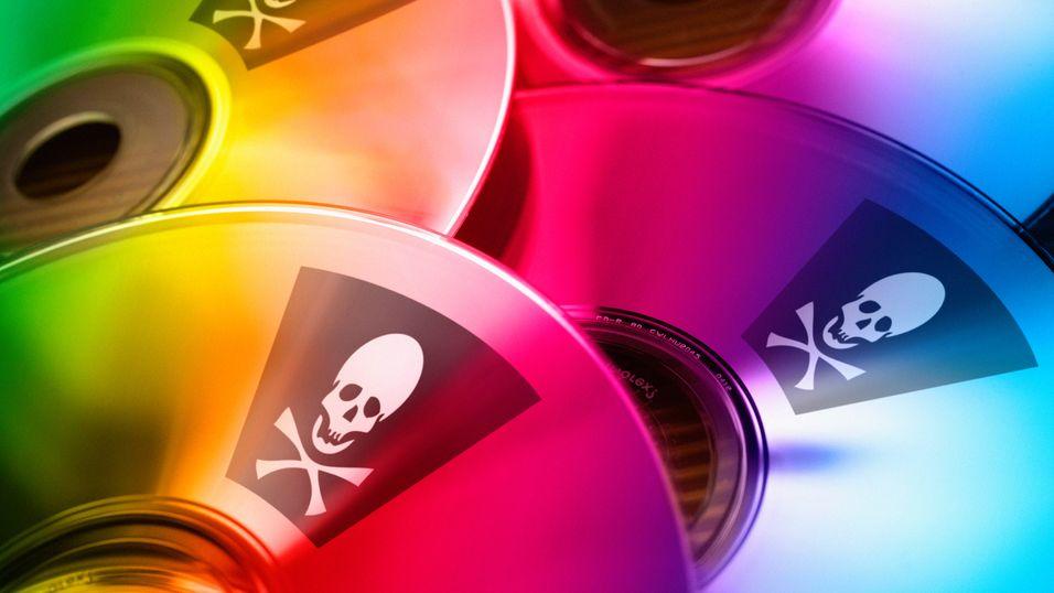 EU: – Så mye taper musikkindustrien på piratkopieringen