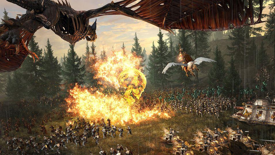 Total War: Warhammer selger raskere enn noe annet Total War-spill