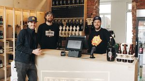Oslos første øl-take away