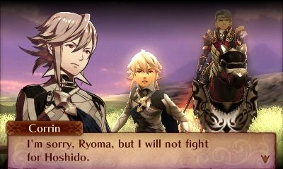 I Conquest kjemper du for Nohr.