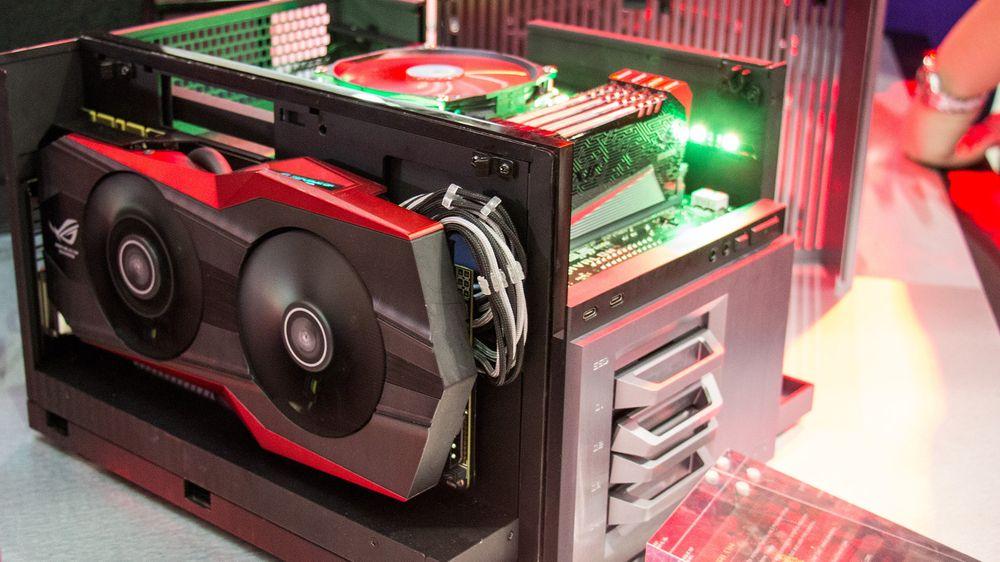 Asus' ROG Avalon er et konsept på en modulær selvbygger-pc.